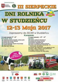 III Sierpeckie Dni Rolnika w Studzieńcu