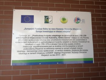 Zrealizowany projekt – Gmina Zawidz