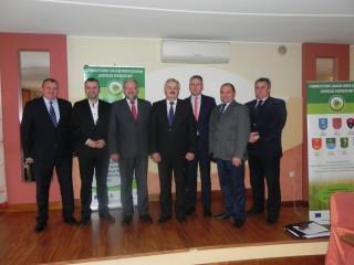 Konferencja inaugurująca wdrażanie Lokalnej Strategii Rozwoju 11