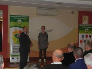 Konferencja inaugurująca wdrażanie Lokalnej Strategii Rozwoju 12