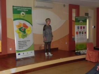 Konferencja inaugurująca wdrażanie Lokalnej Strategii Rozwoju 13