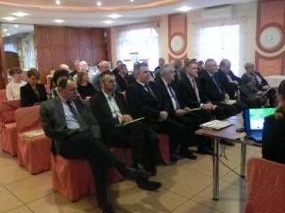 Konferencja inaugurująca wdrażanie Lokalnej Strategii Rozwoju 2
