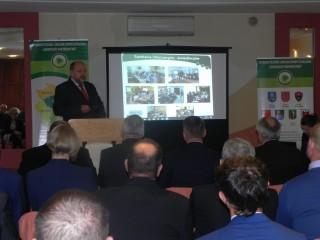 Konferencja inaugurująca wdrażanie Lokalnej Strategii Rozwoju 4
