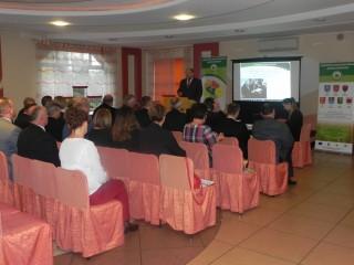 Konferencja inaugurująca wdrażanie Lokalnej Strategii Rozwoju 5