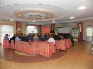 Konferencja inaugurująca wdrażanie Lokalnej Strategii Rozwoju 6