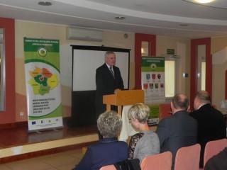 Konferencja inaugurująca wdrażanie Lokalnej Strategii Rozwoju 8