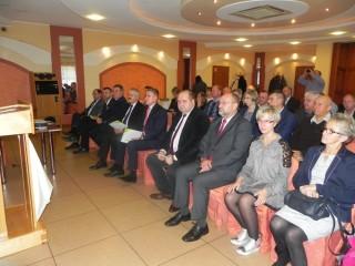 Konferencja inaugurująca wdrażanie Lokalnej Strategii Rozwoju 9