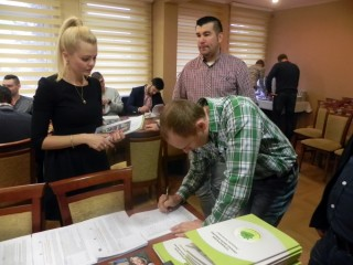 Relacja ze szkolenia dla potencjalnych Beneficjentow 1