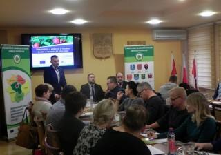 Relacja ze szkolenia dla potencjalnych Beneficjentow 2
