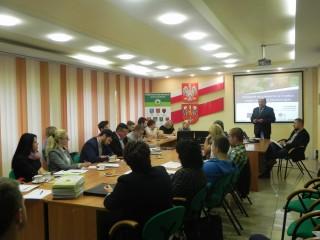 Relacja ze szkolenia dla potencjalnych Beneficjentow 6