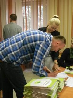 Relacja ze szkolenia dla potencjalnych Beneficjentow 9